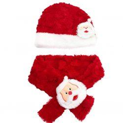 Gorro Navideño y Sombreros de Santa Claus Tradicionales Rojos y Blanco  Accesorios de Navidad para Regalos de Festividad de Jonami (Conjunto de  gorro y ... 89367c4618d